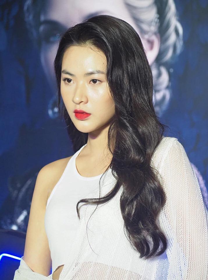 Diễn viên Nguyễn Minh Trang